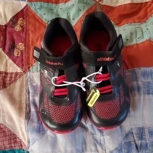 Athletech Boys Shoes Size 10